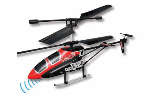 Interactive Toy Concept Wi Spi Helicopter