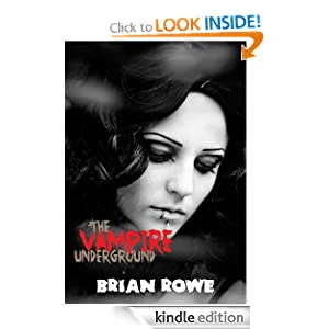 The Vampire Underground (Grisly High Trilogy, Book 1)