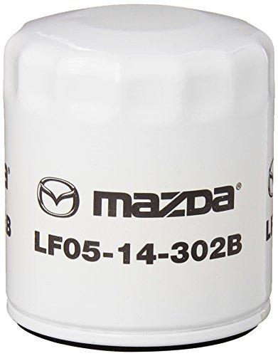 Genuine Mazda (LF05-14-302B) Oil Filter (Miata Oem Oil Filter compare prices)