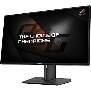 ASUS ROG SWIFT PG278QR, 27'' WQHD (2560 x 1440) Gaming monitor, 1ms, up to 165Hz, DP, HDMI, USB3.0 , G-SYNC