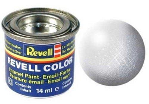 Revell Enamels 14ml Peinture Métalique Aluminium