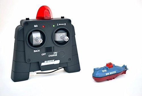 Wsn Dive Master 016 Remote Control Ir Micro Submarine