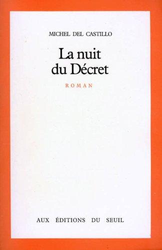 La  Nuit du décret