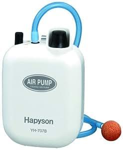 ハピソン(Hapyson) 乾電池式エアーポンプ YH-707B