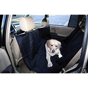 Rear Car Seat Pet Hammock