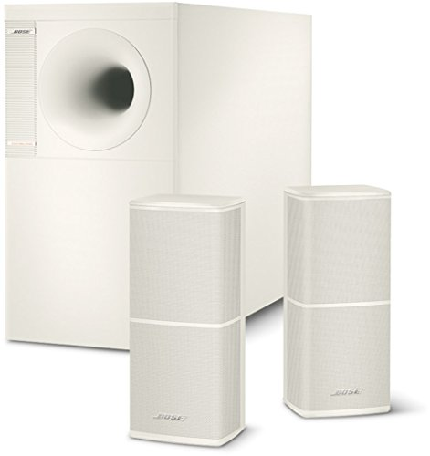 ® Acoustimass ® 5 Series V Stereo Lautsprecher System weiß