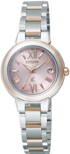 [シチズン]CITIZEN 腕時計 xC クロスシー Eco-Drive エコ・ドライブ 電波時計 篠原涼子 着用モデル XCB38-9133 レディース