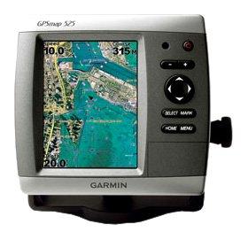 GARMIN GPS AUTONOME GPS GARMIN MARINE GPSMAP® 525