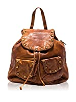 Roberta M. Mochila Backpack (Cognac)
