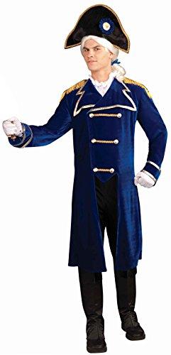 Deluxe Admiral Costume