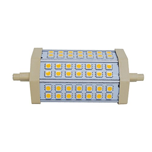 Thg Long Life Led R7S Corn Light Four Pieces 100-240V 5W Warm White 42 Smd 5050 670Lm
