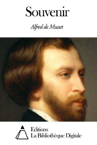 Alfred de Musset - Souvenir