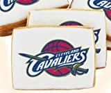 NBA Cleveland Cavaliers Cookies Three Dozen Amazon.com