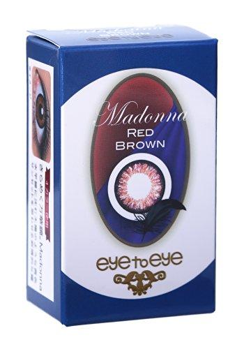 アイトゥーアイ Madonna BC 8.6 レッドブラウン1.50