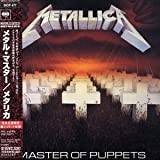 Master of Puppets By Metallica (2003-12-01)