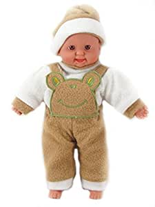 SMT Laughing Baby Stuffed toys Browm