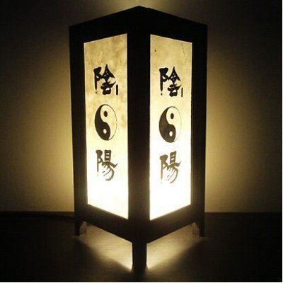 Cool Bedside Lamps 2439 front