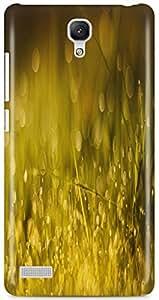 Sand Dunes Designer Printed Hard Back Case cover for Xiaomi Redmi Note