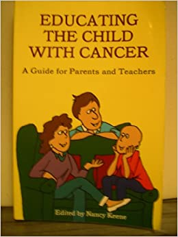 Childrens book parent with cancer