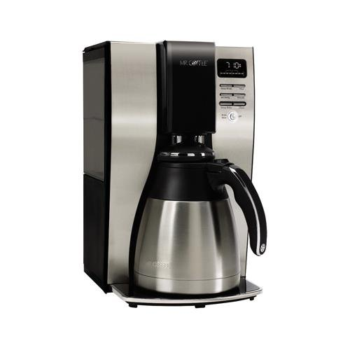 Sunbeam Products BVMC-PSTX91 Thermal Coffee Maker, Programmable, Stainless Steel, 10-Cup by ...