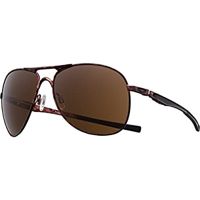 Oakley Plaintiff Sunglasses Koston Ss Brown Camo/Dark Brown, One Size