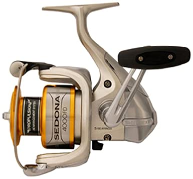 Shimano Sedona FDC 4000 Spinning Reel $40.04