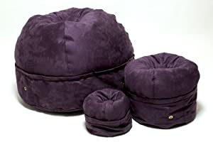 Amazon Com The Berry A Storage Pouf By Brambleberry