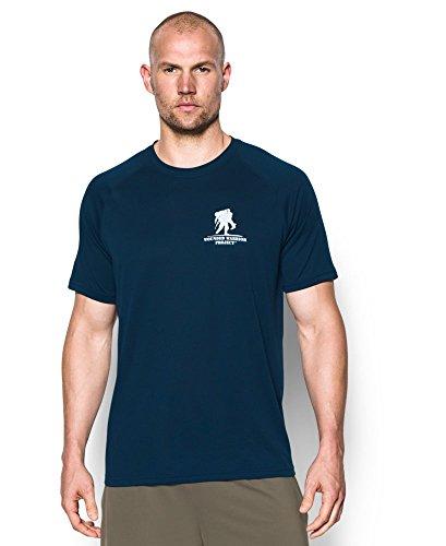 Under Armour Men's Tech WWP T-Shirt, Academy (408), Small