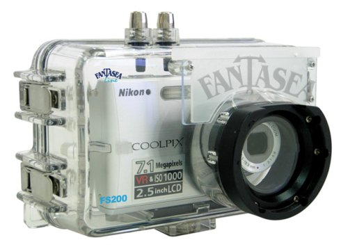 Fantasea FS-200 60m Underwater Housing for Nikon