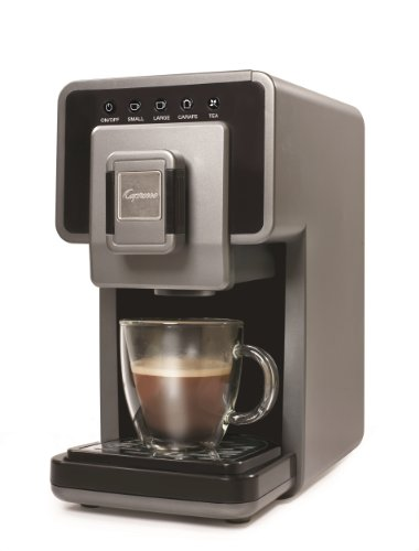 Capresso Coffee A La Carte Cup-To-Carafe Coffee And Tea Maker front-532069