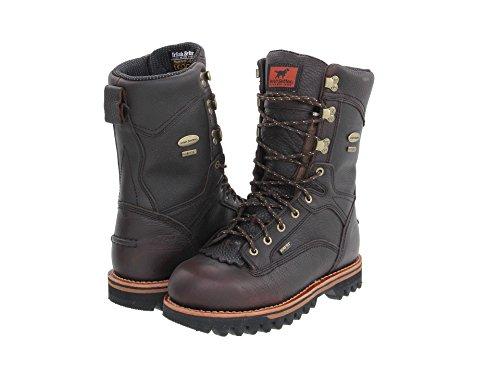 (アイリッシュ セッター) Irish Setter メンズ Elk Tracker GORE-TEX(R) 12 860 ミドルブーツ Brown Worn Saddle Leather US13(31cm) - D - Medium [並行輸入品]