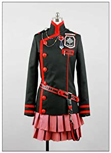Cosplay Costume X-Large Size D.Gray-man Lenalee Lee Japanese