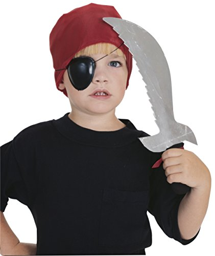 Rubie's Costume Child's Pirate Costume Accessory Kit - 1