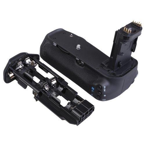 Vktech Battery Grip Holder for Canon EOS 70d Camera Dslr Rep