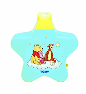 Tomy Winnie the Pooh Starry Night Lightshow