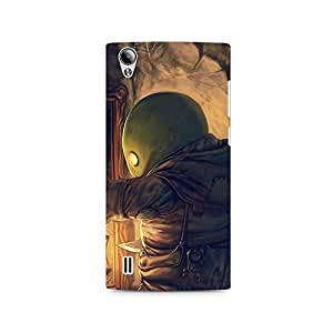 TAZindia Designer Printed Hard Back Case Mobile Cover For Vivo Y15