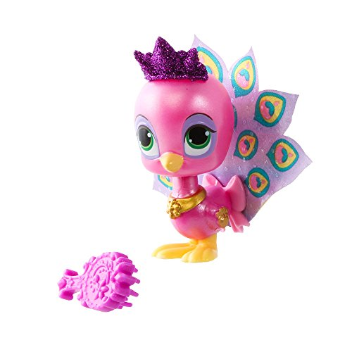 Disney Princess Palace Pets - Furry Tail Friends Doll - Rapunzel's Peacock, Sundrop - 1