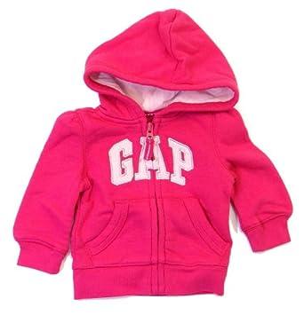 gap sweat shirt capuche uni manches longues b b. Black Bedroom Furniture Sets. Home Design Ideas