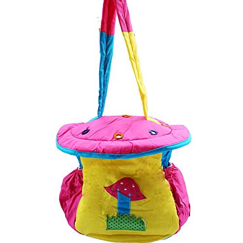Mother Bag / Diaper Bag Round in muilticolor