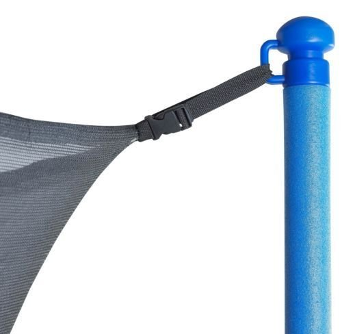 BPS-Trampoline-10Ft-Replacement-Safety-Enclousure-Net-for-3-Arched-Supports-or-6-Straight-Poles-Round-Frame-Trampolines-Net-Only