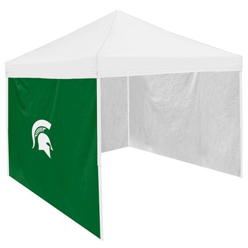 Ncaa Michigan State Wolverines Side Panel For Tent/Tailgating Canopy