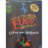 img - for FACTORY SEALED RETAIL BIG BOX! Elroy Goes Bugzerk: What the Heck Will Elroy do next? CD-Rom Interactive Comic Adventure Video Game for Ages 7 - 97! by Headbone Interactive Platform: Mac System 7 or higher with Windows 95 Auto Play Feature! book / textbook / text book