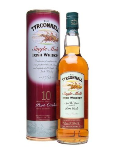 Tyrconnell 10 years old Portwood 40% 70cl