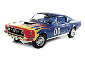 "Johnny Lightning 1968 Cooter's Ford Mustang GT #00 From""The Dukes of Hazzard"" Movie 1/18 by Johnny Lightning 21957 at Sears.com"