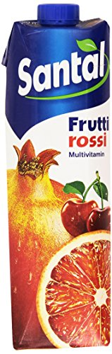 Santal - Succo Frutti Rossi Multivitamin - 1000 ml
