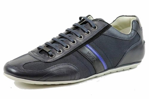 156dcff92f3 Hugo Boss Men s Thatoz 50227208 Fashion Sneakers Nylon Shoes 8 Medium Blue