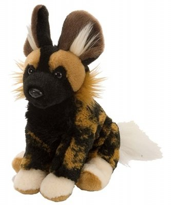 African Wild Dog Stuffed Animal
