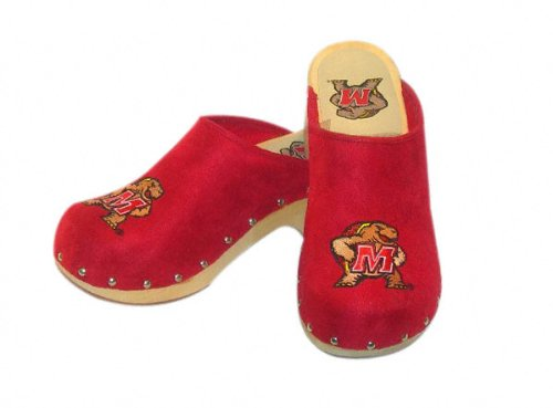 Image of Maryland Terrapins Clogs (B00138PXRI)