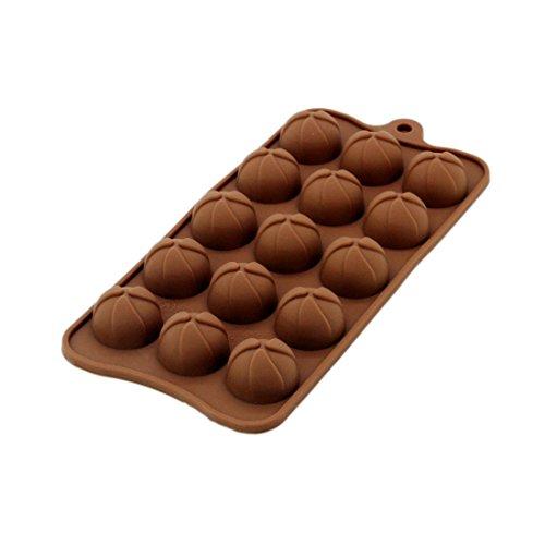 QHGstore Simple Cuisine Windmill Forme Cookie silicone bonbons au chocolat DšŠcoration Outils