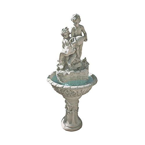 Design Toscano Resin Portare Acqua Italian Style Sculptural Fountain (Italian Wall Fountain compare prices)